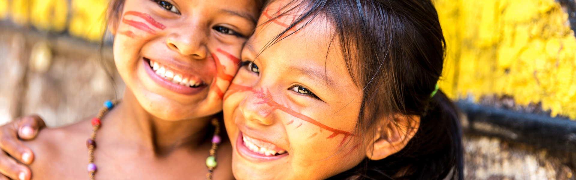 A nossa tribo