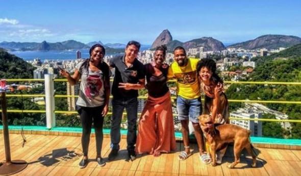 Vida e arte na favela - Rio de Janeiro