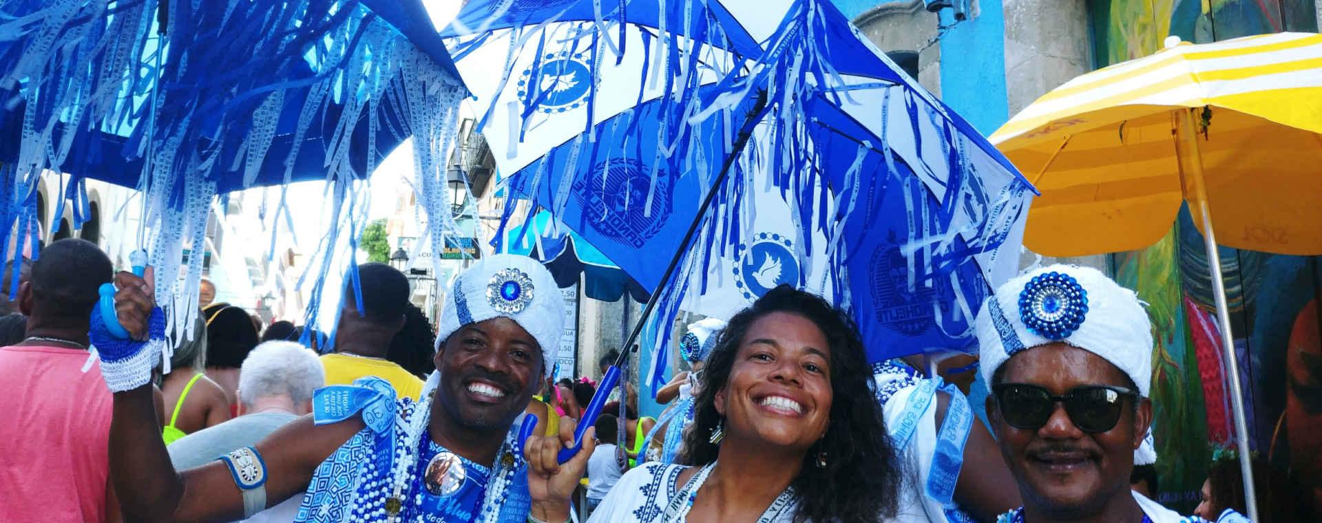 Come to Bahia, land of happiness!