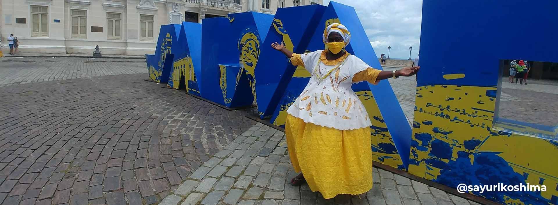 Caminhada feminina por Salvador: Mulheres de Luta, Mulheres de Axé