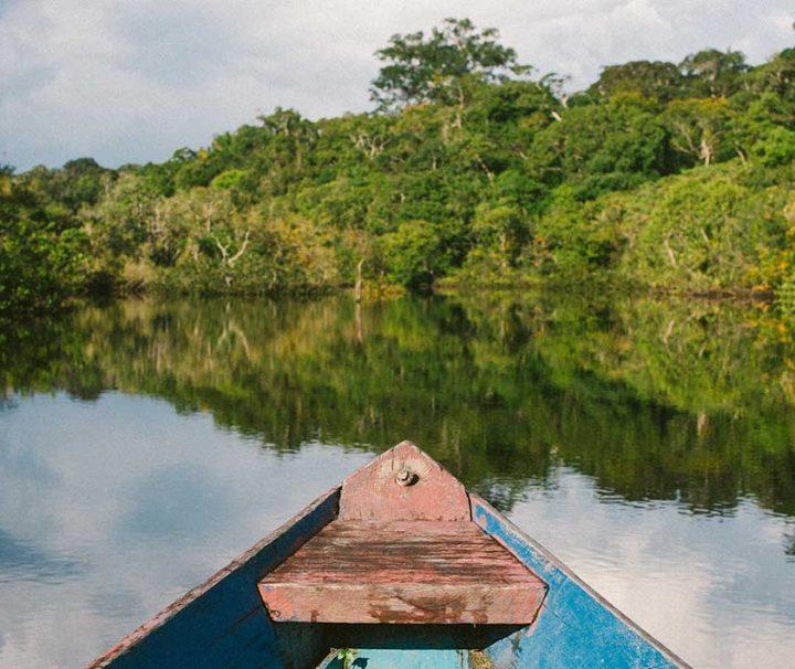 Passa o teu serão numa aldeia indígena amazónica
