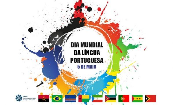 Hoje, dia 5 de maio, celebra-se a língua portuguesa!